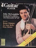 MAGAZINE Guitar Player 1978-08 John McLaughlin Kansas Kerry Livgren