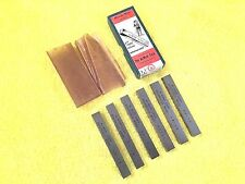 (Lot Of 6) *New* Dumont 3/8 x 1/2 x 4 Super Ground Super Hs Tool Bits
