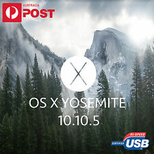 osx yosemite 10.10.5 installer macbook bootable usb air pro imac repair fix os x