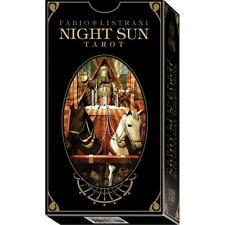 Night Sun Tarot Card Deck by Fabio Listrani!
