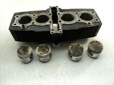 Honda CB650 CB 650 Nighthawk #5332 Cylinder / Jug / Barrel with Pistons