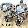 Fairing Mounted Driving Lights&Smoked Turn Signals For Harley Street Glide 14-18