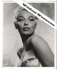 Rare LILI ST CYR Burlesque Vintage Original Photo BERNARD of HLWD Risqué Pin-Up