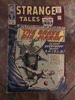 Strange Tales #139 December 1965 Dr. Strange Nick Fury Agent of S.H.I.E.L.D.