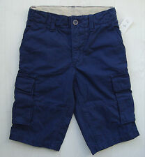 GAP Kids Boys Tan Shark Ranger Elysian Blue Shorts Size 10 Slim NWT!