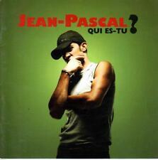 CD audio.../...JEAN - PASCAL.../....QUI ES-TU ?........../...