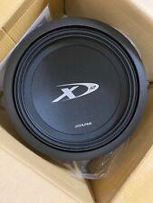 Alpine SWX-1243D dual 4 ohms subwoofer DVC 4 ohms 1000 watts rms  SWX 1243D NEW*