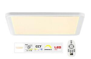 LED NEPTUN Deckenaufbau CCT dimmbar Fernbedienung Deckenlampe deckenleuchte
