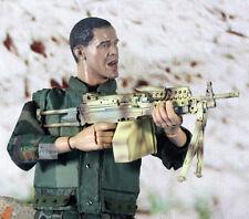 Mk46 Mod 0 1:6 personnage para étage Camouflage m249 Light Machine Gun modèle mk46_b