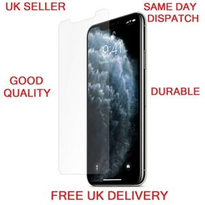 New 2 Pack Gorilla Screen Protector for iPhone 11,Pro & 11 Max Tempered Glass