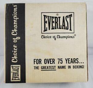 Vintage NOS Everlast Boxing Headgear #4026