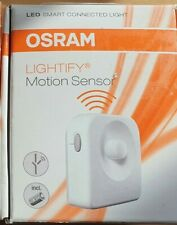Osram Lightify Motion Sensor Funk Bewegungsmelder ZigBee