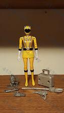 """Power Rangers RPM Full Throttle """"Yellow Ranger"""""""