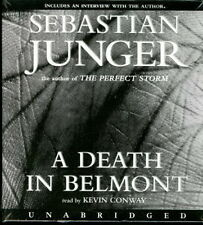 Audio book - A Death In Belmont by Sebastian Junger   -   CD