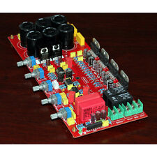 1PC 2.1 TDA7294 Amp 2x80+160W Amplifier Kit Board with Speaker Protection