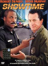 Dvd **SHOWTIME** con Robert De Niro Eddie Murphy nuovo edizione Snapper 2002