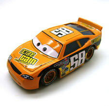 Disney Pixar Movie Cars Diecast Toy Vehicle Piston Cup # 58 Octane Gain Loose