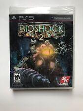 BioShock 2  PS3 Original Black Label  Brand New and Sealed!