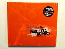 GIULIETTA E ROMEO -  BRANI SCELTI -  COCCIANTE . PANELLA -  CD NUOVO E SIGILLATO