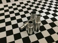 1/18 scale modified ALUMINIUM MIXED exhausts