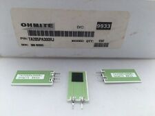 (10 pcs) TA205PA300RJ Ohmite, 5 Watt 300 Ohm 5%, High Power, Thick Film Resistor