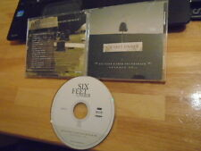 RARE ADV PROMO Six Feet Under CD HBO soundtrack ZERO 7 Dandy Warhols PJ HARVEY !