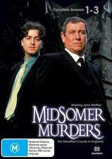 Midsomer Murders: The Complete Seasons 1-3 (DVD, 1997, 7-Disc Set)