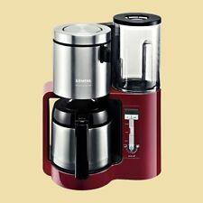 Siemens Thermo-Kaffeemaschine TC 86504 sensor for senses - cranberry red/schwarz