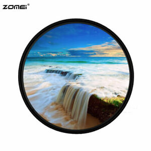 ZOMEi 82mm Slim Fader Neutral Density ND filter Variable Adjustable ND2 to ND400