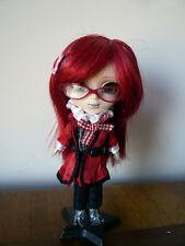 Little Pullip Grell Docolla Kuroshitsuji - Groove doll not Blythe