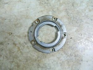 09 2009 1125 R 1125R Buell gas fuel tank cap mount ring