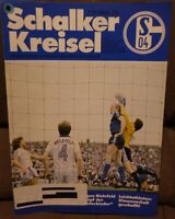 FC Schalke 04 + Schalker Kreisel 26.09.1980 Bundesliga Arminia Bielefeld /509