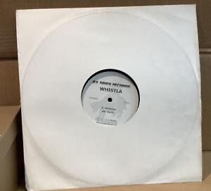 """Whistla - Merkaba / Sunlit 12"""" Vinyl"""