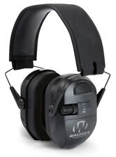 New Walkers Ultimate Power Muff - Black WGE-GWP-XPMB Shooting Ear Protection