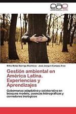 Gestión ambiental en América Latina. Experiencias y Aprendizajes: Gobernanza ada