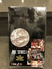 (1) 1991-92 PRO SET PLATINUM SERIES 1 NHL HOCKEY WAX BOX 36 PACKS FACTORY SEALED