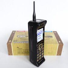 Rétro nostalgie téléphone portable débloqué C3 long veille dual carte sim noir