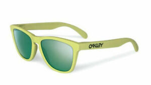 NEW Oakley Limited Edition Frogskins - Aspen Green / Emerald Iridium, 24-341
