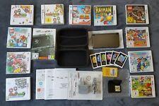 Nintendo New 3DS XL in Metallic Black mit 12 Spielen, in OVP