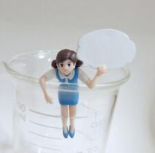 Capsule Toy edge of the Cup Figure Coppu no Fuchiko Speaking KITAN CLUB Japan