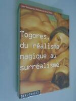 JOSEPH CASAMARTINA/ C. DEBRAY- TOGORES DU REALISME MAGIQUE AU SURREALISME-1998