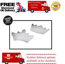 2 crown cookie cutters for fondant icing cake cupcakes biscuits decorating