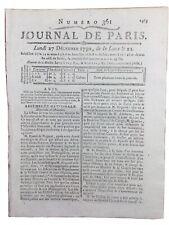 Organisation Régiment Artillerie 1790 Tambour Canonnier Révolution Française