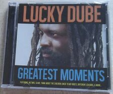 LUCKY DUBE Greatest Moments SOUTH AFRICA Cat#CDGBS010