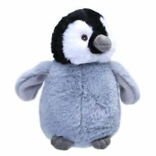 """Wild Republic Mini Ecokins Penguin Chick 8"""" Recycled Soft Plush Toy"""