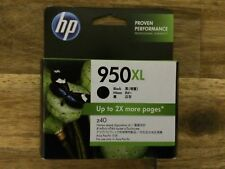 HP 950XL Genuine Black High Yield Inkjet Cartridge CN045AA - 2,300 Pages