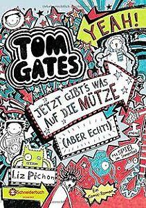 Tom Gates, Band 06: Jetzt gibt's was auf die Mütze ...   Buch   Zustand sehr gut