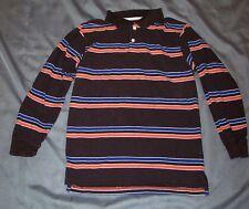 Size L (10-12) Boys Stripped Shirt