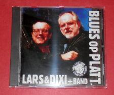 Lars & Dixi + Band - Blues op platt -- CD / Blues