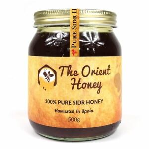 500G The Orient Honey Pure Sidr Top Quality 100% Authentic Royal Raw NoChemicals